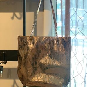 Michael Kors Metallic Bag - Lightly Worn